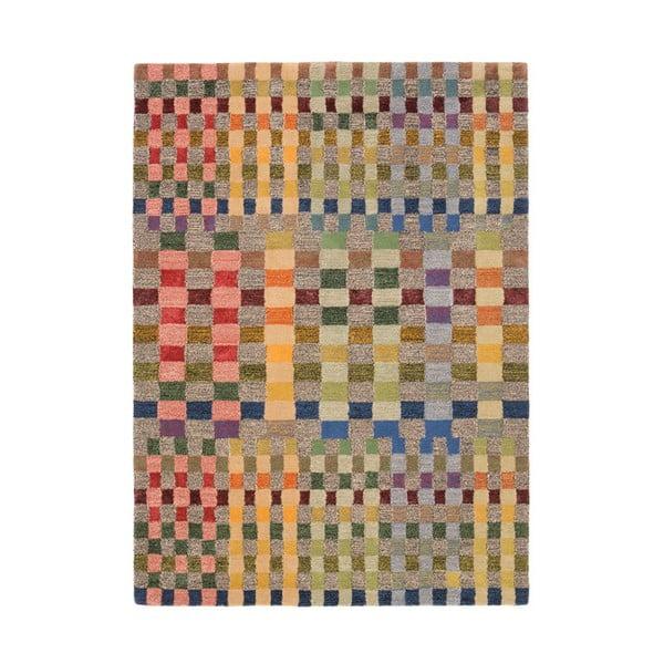 Vlněný koberec Jason Multi, 200x300 cm