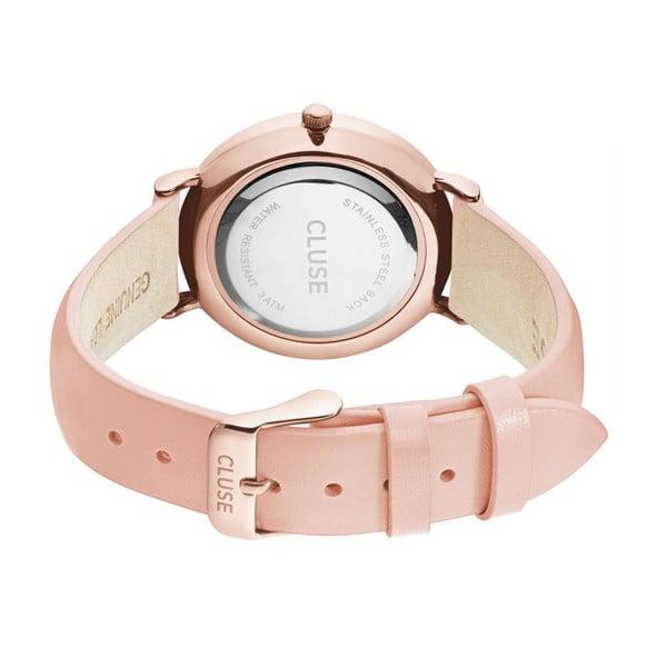 Hodinky Cluse La Bohéme Rose Gold/Black Pink