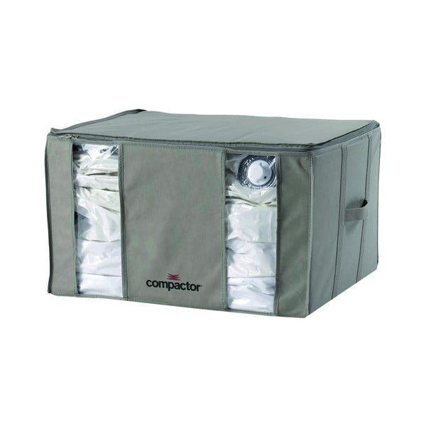 Úložný box na oblečení Compactor Home Taupe, 165 l