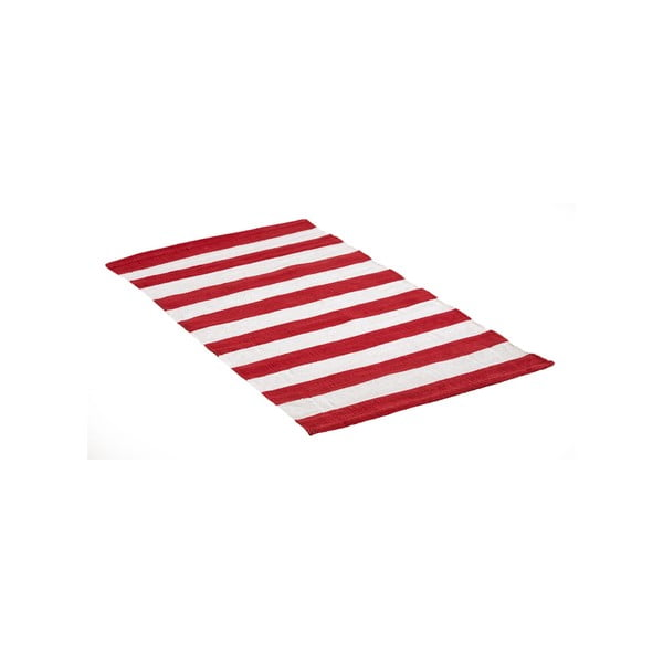 Koberec z PVC Tira 140x200 cm, červený