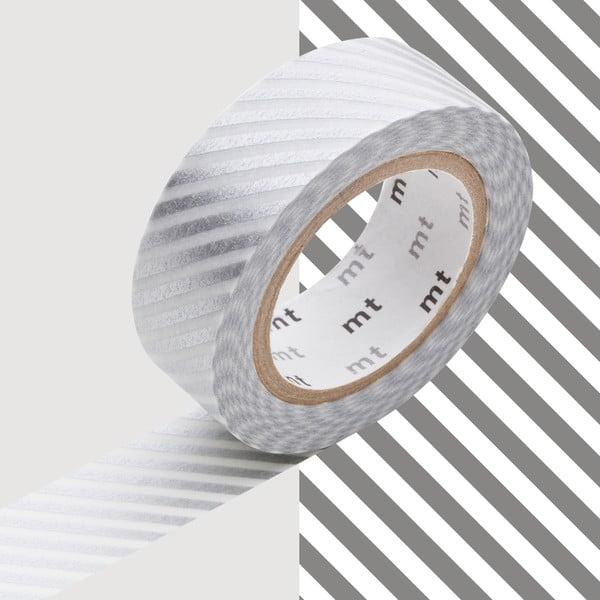 Washi páska MT Masking Tape Charlotte, návin10m