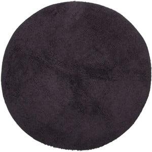Koberec Zinnia Noir, 60x60 cm