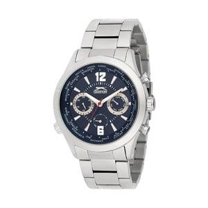 Pánské hodinky Slazenger Blue-Silver