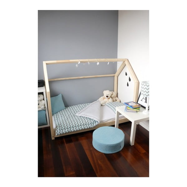 Dětská postel s vyvýšenými nohami Benlemi Tery,90x190cm,výška nohou20cm