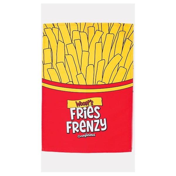 Utěrka Fries