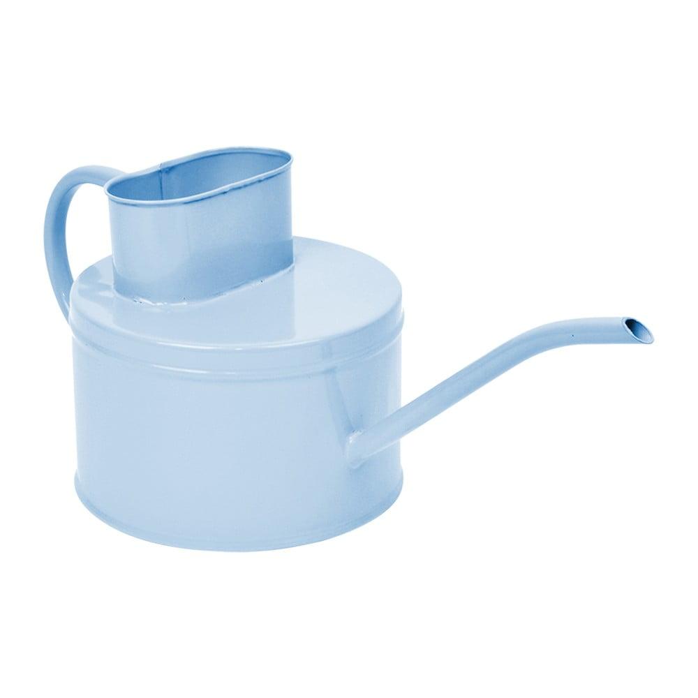 Modrá kovová konvička na zalévání Esschert Design Gardener