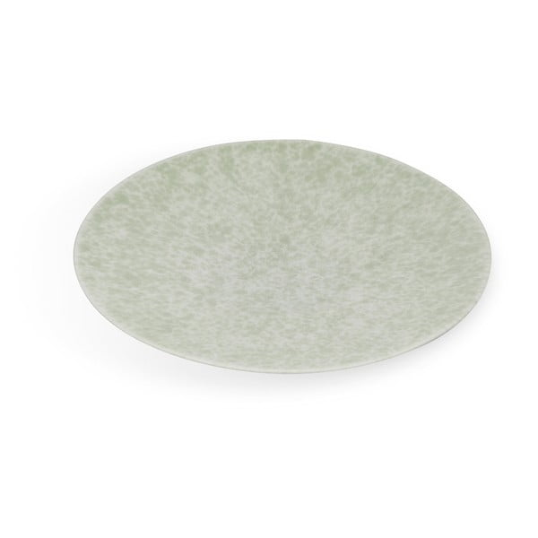 Unico zöld porcelántányér, ⌀ 30 cm - Kähler Design