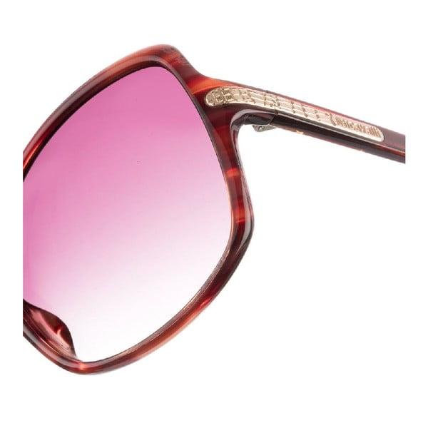 Dámské sluneční brýle Just Cavalli Red Marbled