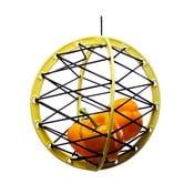 Závěsná úložná koule Yellow Pluk