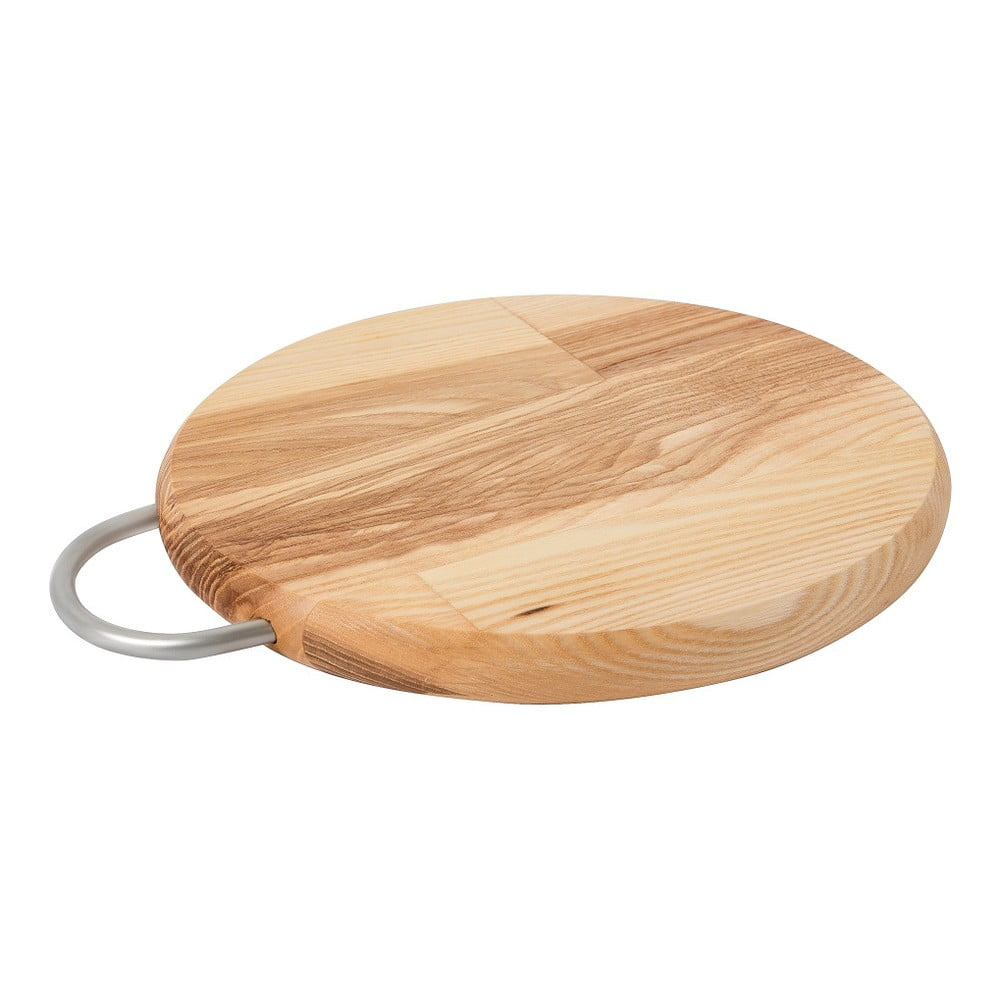 Dřevěné prkénko Krauff, ⌀ 19 cm