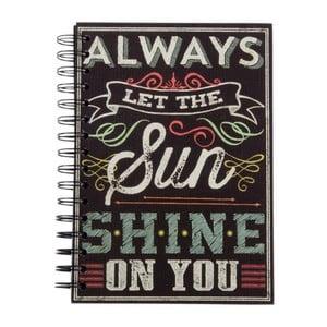 Zápisník Always