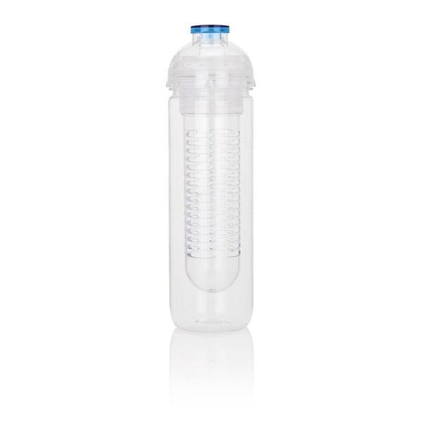 Modrá lahev se sítkem XD Design Trita