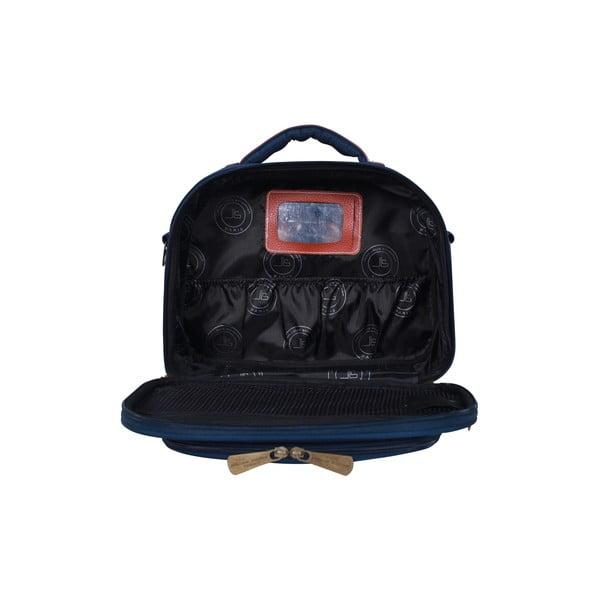 Příruční taška Jean Louis Scherrer Blue, 13.2 l