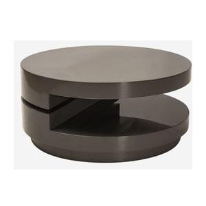Konferenční stolek Fabiola, šedý