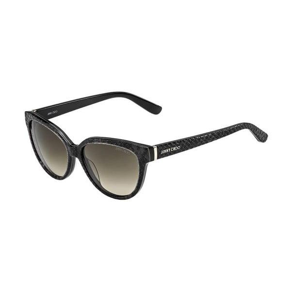 Sluneční brýle Jimmy Choo Odette Black Python/Brown