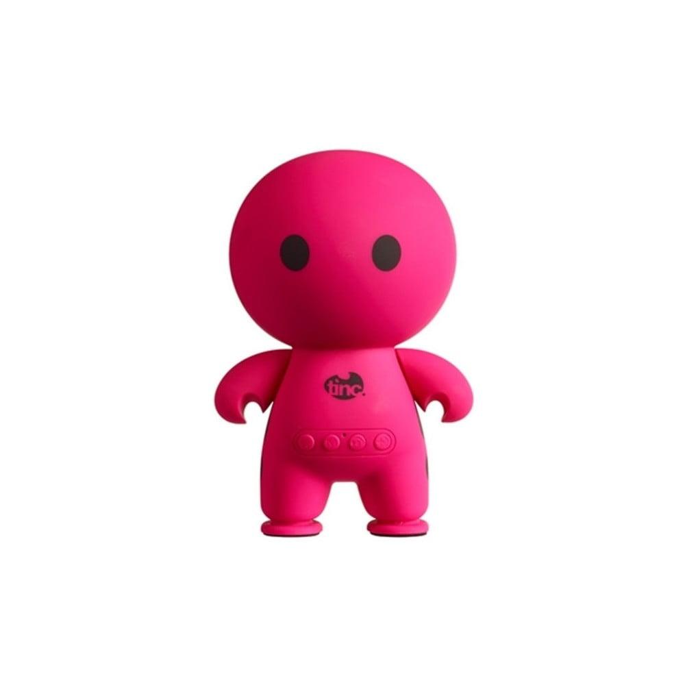 Růžový reproduktor TINC Bop