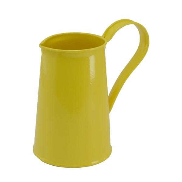 Kovový džbán Kovotvar, 1.8 l, žlutý