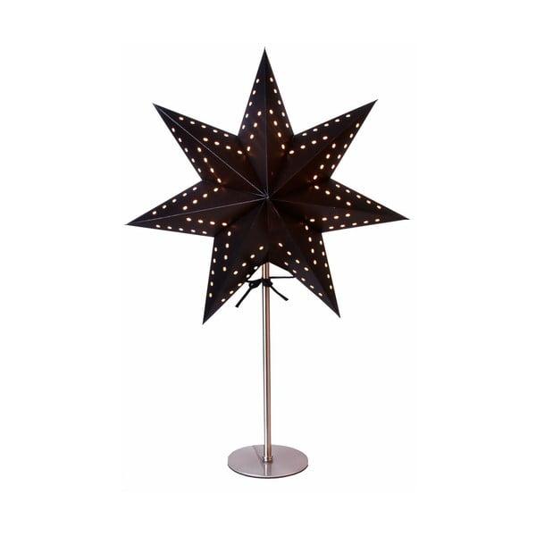 Černá světelná dekorace Best Season Bobo, výška 51 cm