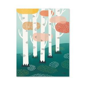 Plakát Michelle Carlslund Forest, 50x70cm