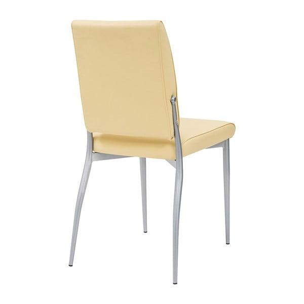 Jídelní židle Trilly, béžová