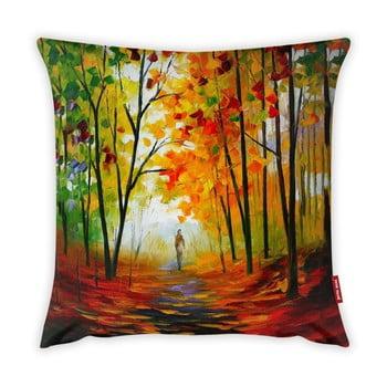 Față de pernă Vitaus Palireto Autumn Tres, 43 x 43 cm