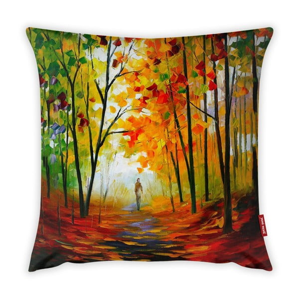 Poszewka na poduszkę Vitaus Palireto Autumn Tres, 43x43 cm