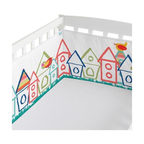 Výstelka do postele Birdhouse, 60x60x60 cm