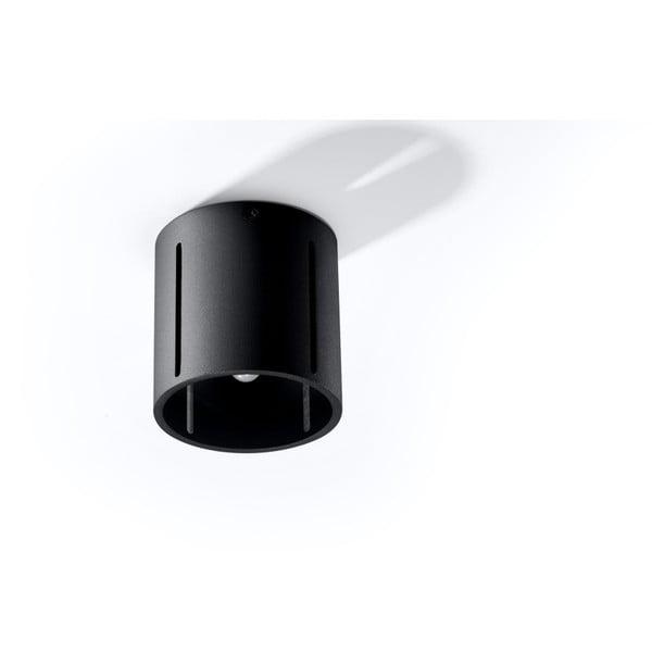 Černé stropní svítidlo Nice Lamps Vulco
