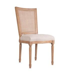 Jídelní židle z jasanového dřeva VICAL HOME Gante