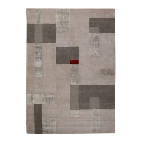 Koberec Ossian Grey, 140x200 cm