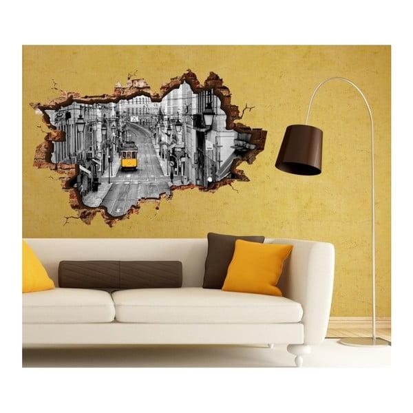 Autocolant de perete 3D Art Dries, 135 x 90 cm