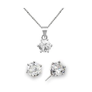 Set náušnic a náhrdelníku Plata