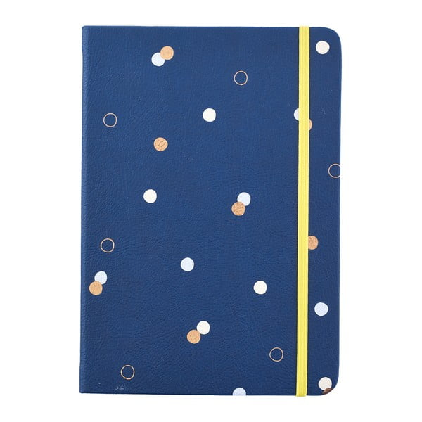Agendă Busy B, A5, 96 file, albastru