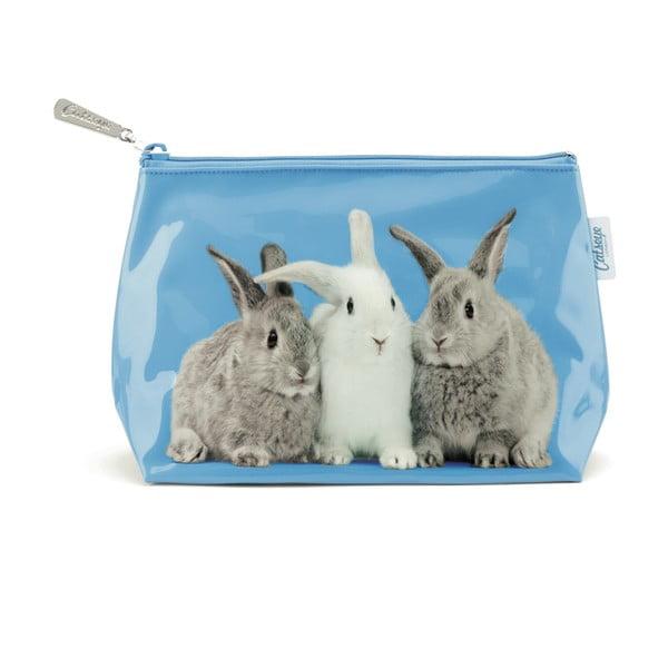 Malá taštička Rabbits on Blue
