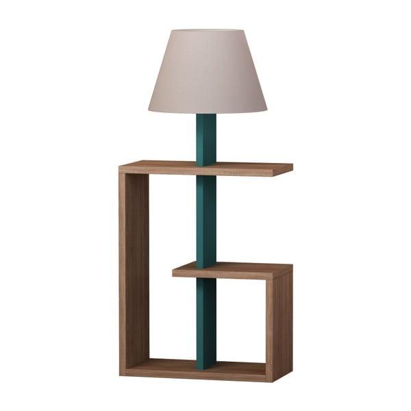 Saly türkiz állólámpa - Homitis