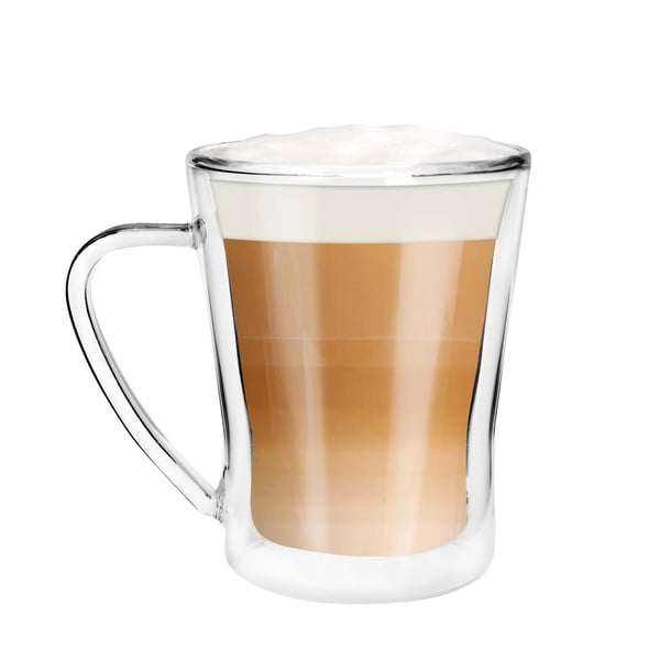 Amo duplafalú pohár, 250ml - Vialli Design