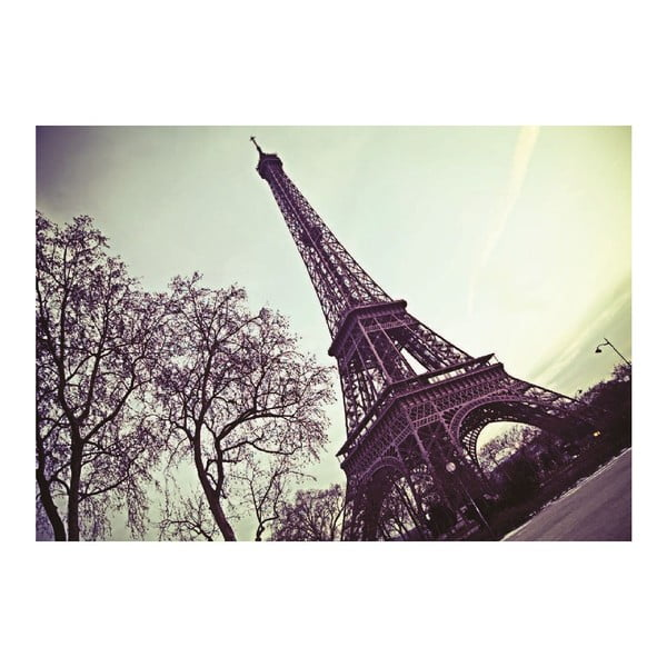 Velkoformátová tapeta Eiffelovka, 360x253 cm