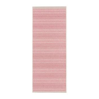 Covor pentru interior/exterior Bougari Runna, 70 x 140 cm, roz de la Bougari