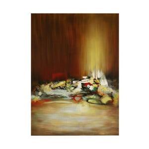 Olejová malba Exquise, 200x150 cm