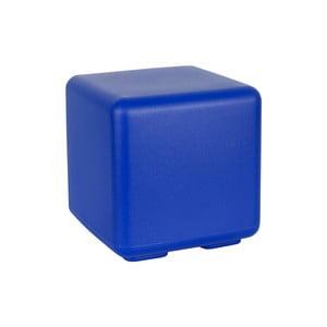 Venkovní stolek Cubo, modrý