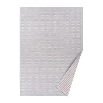 Covor reversibil Narma Esna, 160 x 230 cm, gri de la Narma