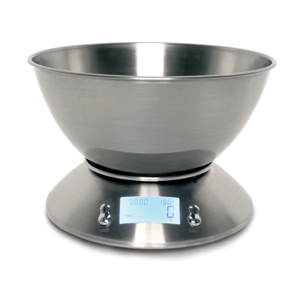Kuchyňská váha z nerezové oceli Sabichi