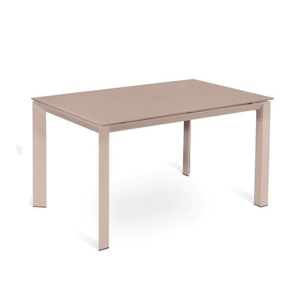 Hnědý jídelní stůl Design Twist Lago