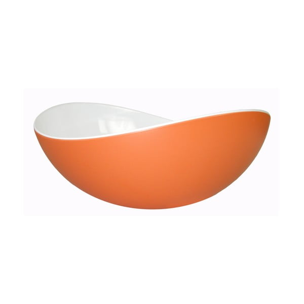 Salátová mísa Entity M Orange
