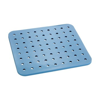 Protecție pentru chiuvetă Wenko Kristall, albastru imagine