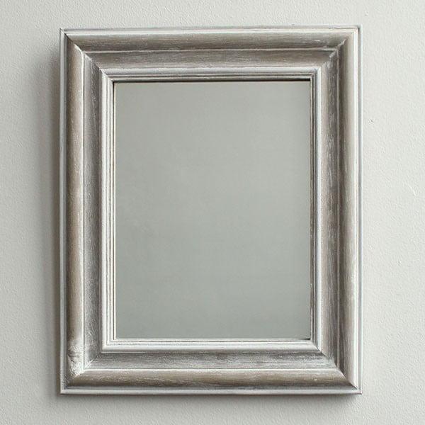 Zrcadlo Grey Days, 29x34 cm