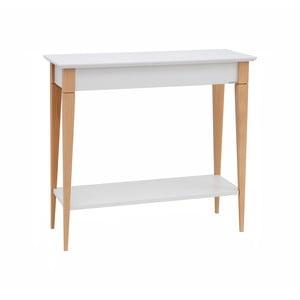 Bílý konzolový stolek Ragaba Mimo, šířka 65 cm