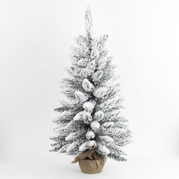 Dekorace Snowflake Pine, 90 cm