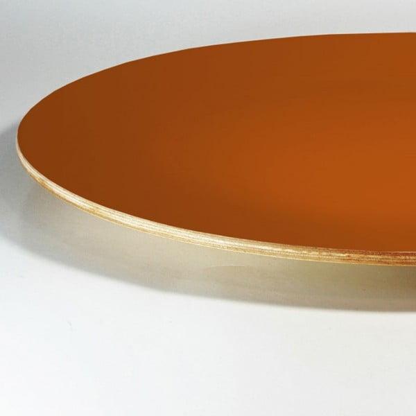 Dřevěný talíř Terracotta