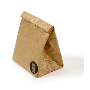 Pungă pentru gustare Luckies of London Brown Paper Bag